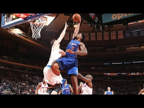 "LA Clippers ""Lob City"" Best Dunks of 2014/2015 ᴴᴰ - UNREAL!!!"