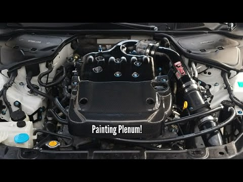 Painting Plenum! ( G35 & 350Z )