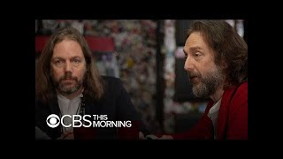 The Black Crowes' Robinson brothers talk music and family