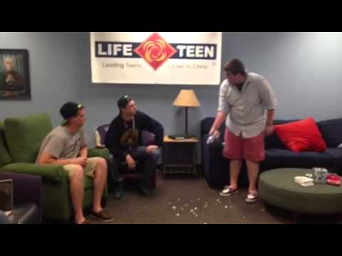 Chapel Chat August 2013: LifeTeen Edition