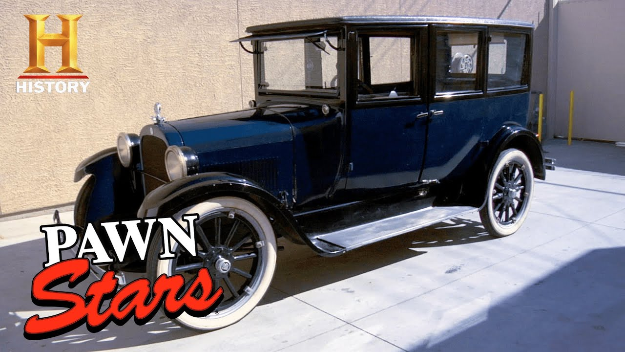 Pawn Stars: FAST CASH DEAL for Super Slow 1920s Car (Season 5) | History
