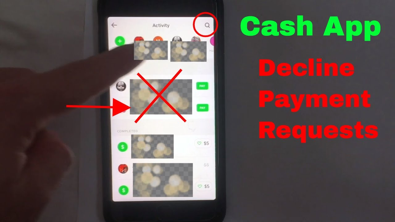 ✅ How To Decline Cash App Payment Requests 🔴