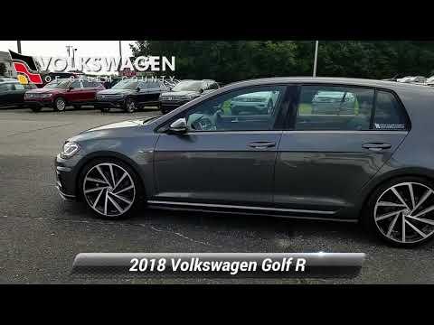 Used 2018 Volkswagen Golf R , Monroeville, NJ PB57207A