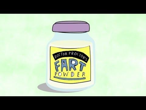 how to make homemade fart powder
