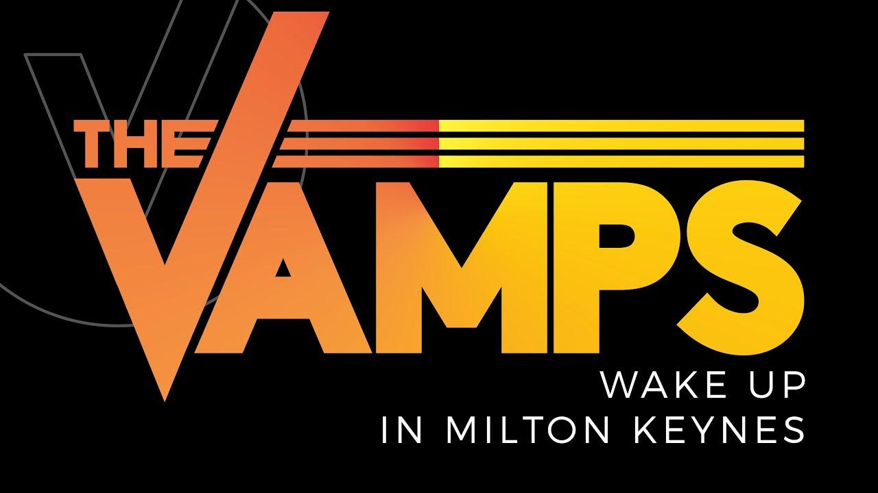 The Vamps Wake Up In Milton Keynes (HMV Signing)
