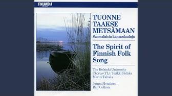 Savolaisia kansanlauluja Op.21 No.2 : Kehtolaulu [Savonian Folk Songs : Lullaby]