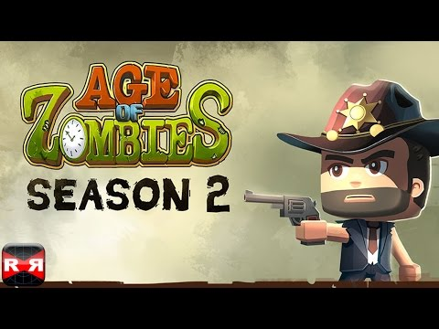 Age of Zombies: Season 2 (By Halfbrick Studios) - iOS / Android - Gameplay Video