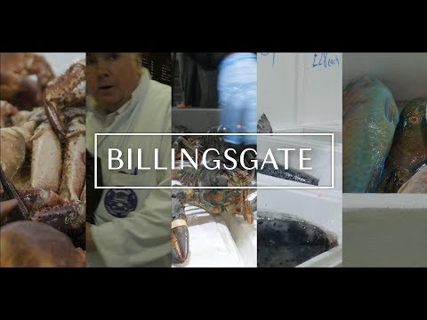 Billingsgate, 2018 - A Documentary