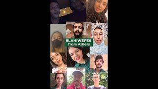 #LAHIWEFE9 from AUIers