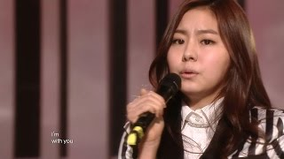 【TVPP】After School - Because of You, 애프터스쿨 - 너 때문에 @ Sho...