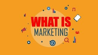 01. What is Marketing? [HSC | University]
