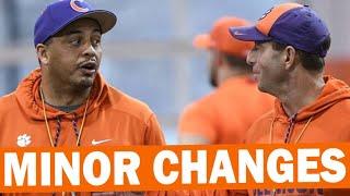 Clemson Transfer Portal, Recruiting & Coaching Staff Changes
