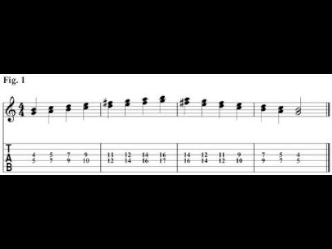 Theory Lesson 21: Harmonizing Thirds/Two Note Chords