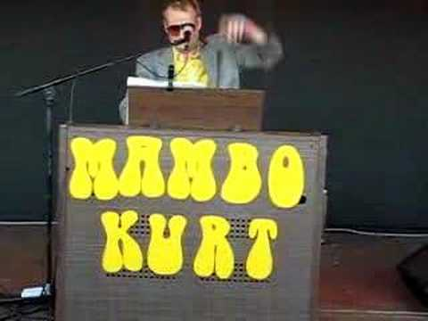 Mambo Kurt - Slayer @ Wacken 2007