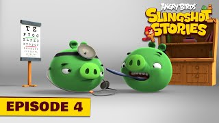 Angry Birds Slingshot Stories Ep. 4 | Pig popping explained!