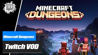 👶 Family Friendly Diablo? 👶 - Minecraft Dungeons #1