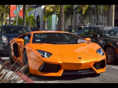 Beverly Hills Car Spotting