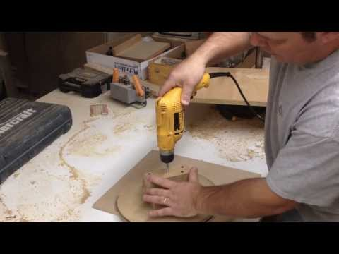 Simple Drilling Jig