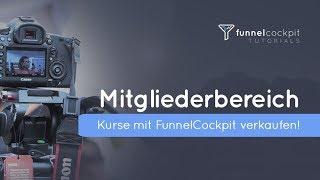 Mitgliederbereich erstellen ohne WordPress & Co - Einfach mit FunnelCockpit.com