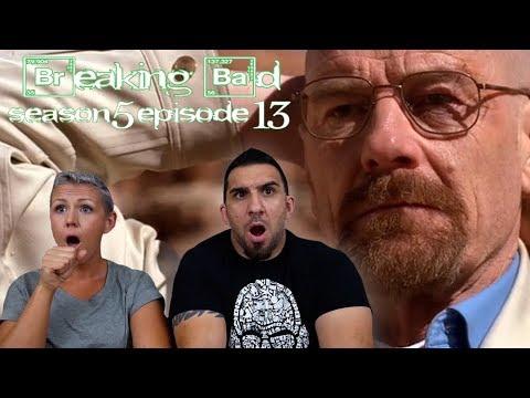 Breaking Bad Season 5 Episode 13 'To'hajiilee' REACTION!!