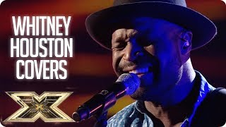 We will always love whitney on the x factor! check out these amazing performances that feature houston covers.visit official site: http://itv.com...