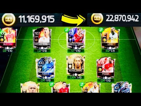 FASTEST WAYS TO MAKE MILLIONS IN FIFA MOBILE - 100+ OVR Golden PlaYers / icons