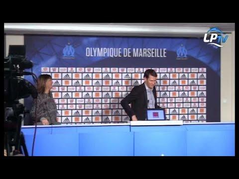 La conférence de presse de Garcia et Mandanda en intégralité