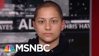 Parkland Survivor Emma Gonzalez Is Mobilizing Young Voters | All In | MSNBC