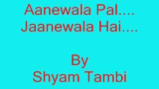 Aanewala Pal Jaanewala Hai - Golmaal - Karaoke