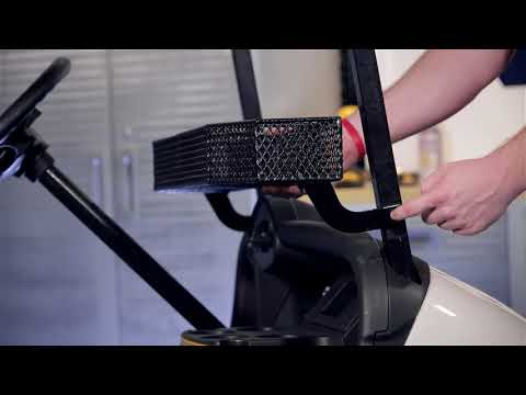 Inner Basket For *E-Z-GO® *RXV® | How To Install Video | GTW® Golf Cart Accessories