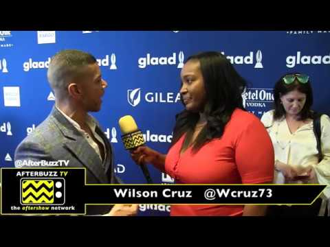 Wilson Cruz | 29th Annual GLAAD Media Awards