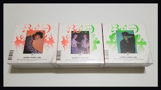 SUPER JUNIOR-D&E [BAD BLOOD] unboxing 슈퍼주니어-D&E 앨범 언…