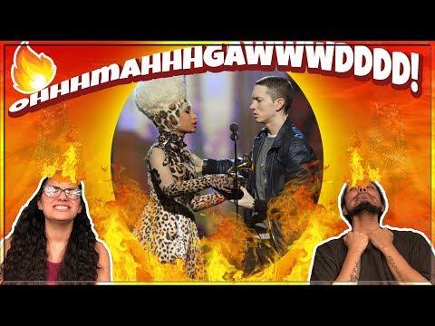 Dayummmm!!! | Nicki Minaj - Majesty Ft....
