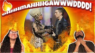 Dayummmm!!! | Nicki Minaj - Majesty Ft. Eminem REACTION