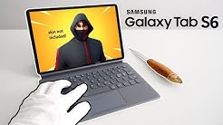 Samsung Galaxy Tab S6 Unboxing - Best Android Tablet? (Minecraft, Fortnite, PUBG)
