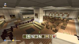Minecraft Hockey Arena | The United Center