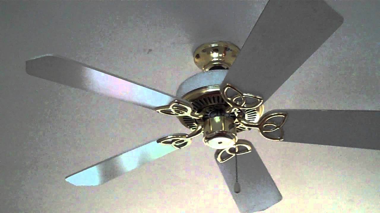 "42"" craftmade decorative ceiling fan - YouTube"