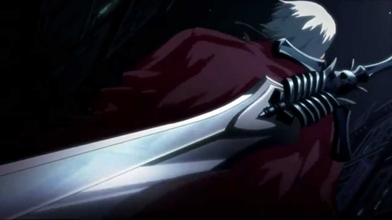 Girl And Boy Cartoon Wallpaper Devil May Cry Opening Anime Hd 1080p Youtube