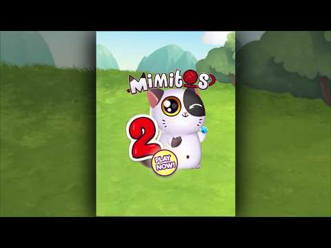 My Cat Mimitos 2 – Virtual pet with Minigames 1