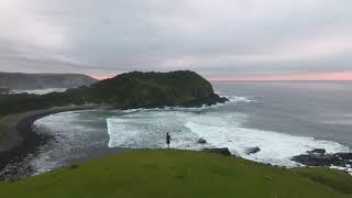 Surfing the Wild Coast