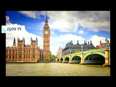 Учим столицы,флаги и гербы стран Европы.Обучающее видео для детей.№1