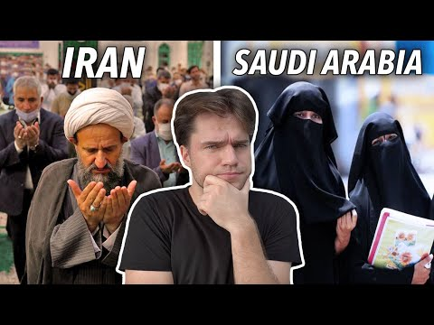 My Life in IRAN vs SAUDI ARABIA: 10 Unexpected Differences