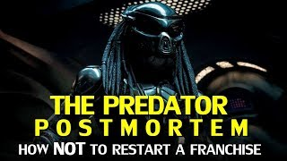 The Predator Postmortem - How NOT to revive a franchise