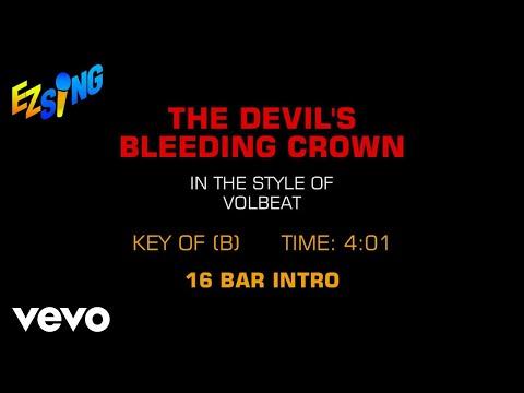 Volbeat - The Devil's Bleeding Crown (Karaoke)