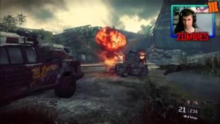 """Call Of Duty: Black Ops 3 CAMPAÑA ZOMBIE! """"MISIÓN #1: EL ORIGEN DE TODO"""" - iNnFeR"""