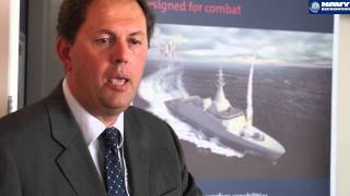 FREMM Frigate: Programme update with DCNS, Missiles with MBDA and Narwhal RWS with Nexter