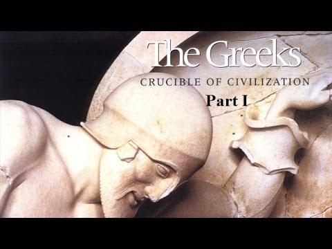 Greeks The Crucible of Civilization, Ep1, Revolution Full HD 1080p, Amazing Documentary
