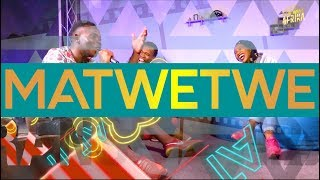 At The Movies Ep 1 | All Things Matwetwe - Sibusiso Khwinana and Otto Nobela | First Film & Fame.