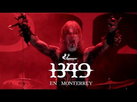 1349 En vivo  - La Tumba
