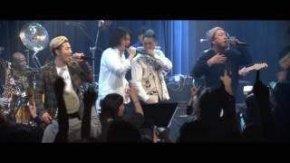 3/21(火)に行われたET-KING meets OSAKAROOTSスペシャルライブinビル...